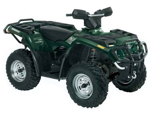 Download Bombardier Outlander Atv repair manual