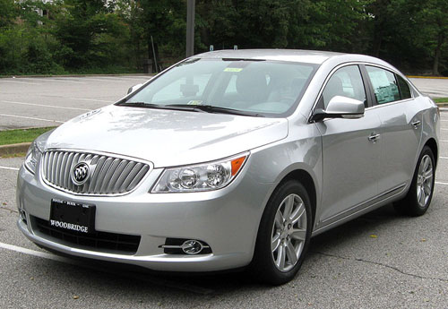 Download Buick Lacrosse repair manual