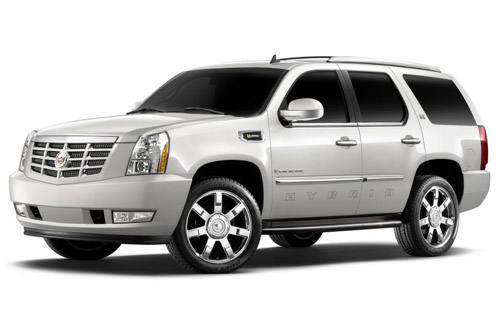 Download Cadillac Escalade repair manual