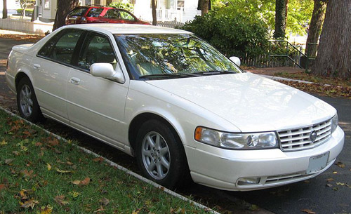 Download Cadillac Seville repair manual
