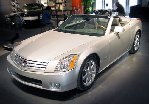 Download Cadillac Xlr repair manual