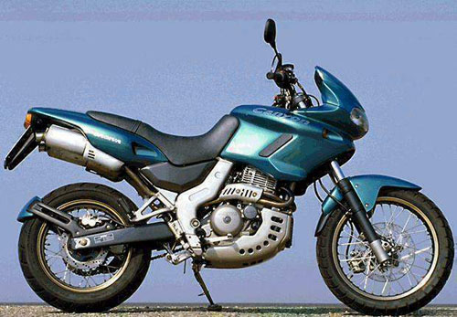 Download Cagiva Canyon 600 repair manual