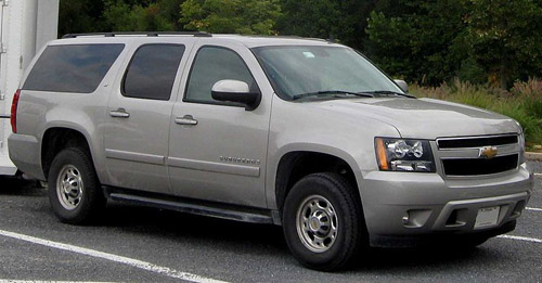 Download Chevrolet Suburban repair manual