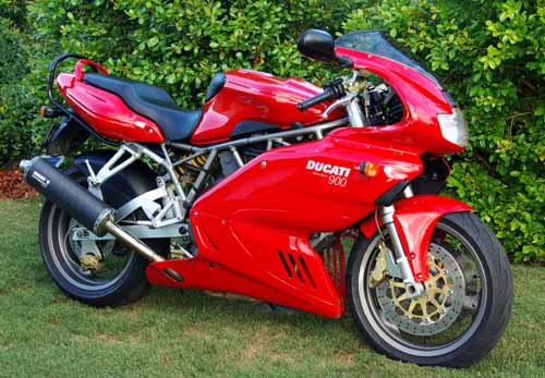 Download Ducati Supersport 900ss repair manual