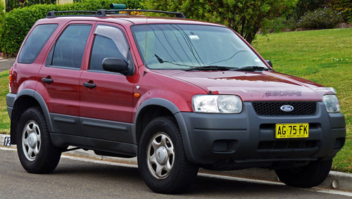 Download Ford Escape repair manual