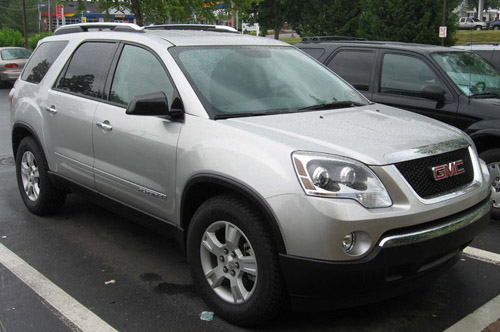 Download Gmc Acadia repair manual