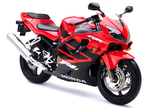 Download Honda Cbr600f4i repair manual
