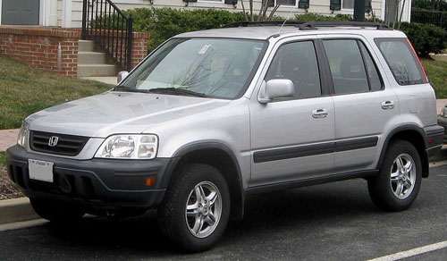 Download Honda Crv repair manual