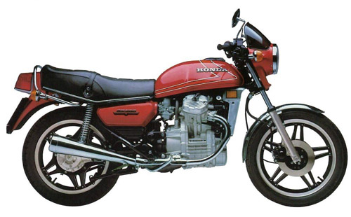 Download Honda Cx500 repair manual