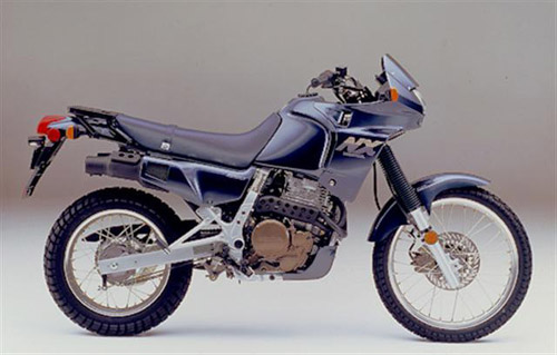 Download Honda Nx650 repair manual