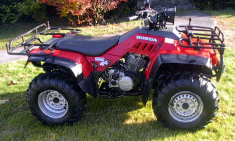 Download Honda Trx350 Atv repair manual