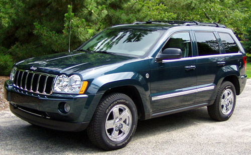 Download Jeep Grand Cherokee Wk repair manual