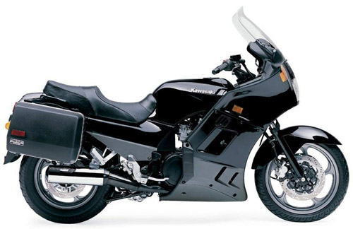Download Kawasaki Gtr-1000 Concours repair manual