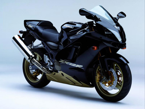 Download Kawasaki Ninja Zx-12r repair manual