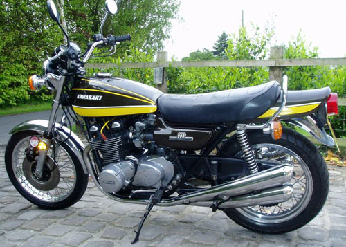 Download Kawasaki Z1a repair manual