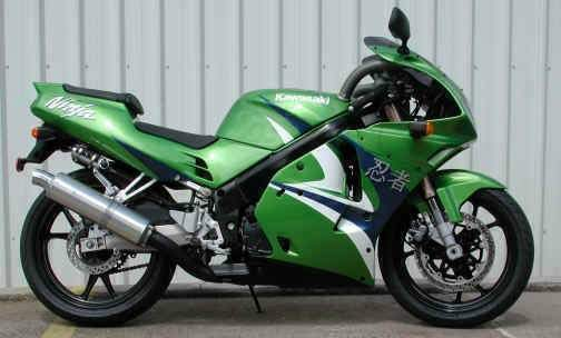 Download Kawasaki Zxr-250 repair manual