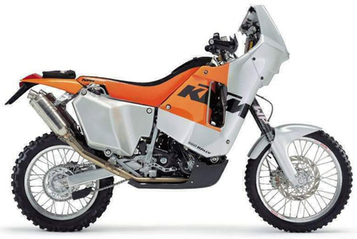 Download Ktm 400-660 Lc4 repair manual