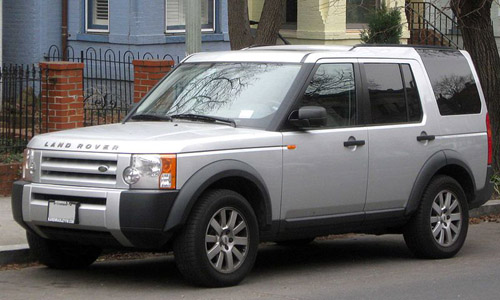Download Land Rover Discovery 3 repair manual
