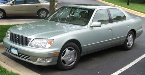 Download Lexus Ls-400 Xf20 repair manual