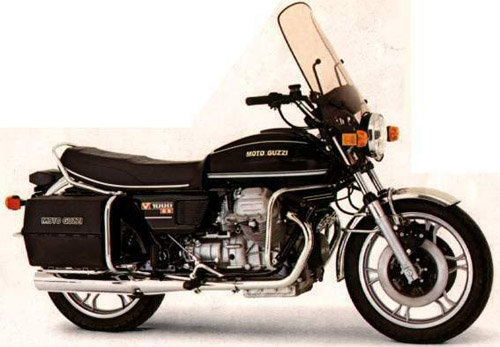 Download Moto Guzzi V1000-G5 1000-Sp repair manual