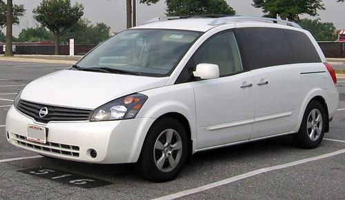 Download Nissan Quest V41 repair manual