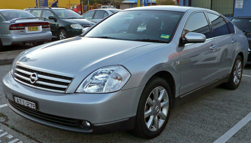 Download Nissan Teana J31 repair manual