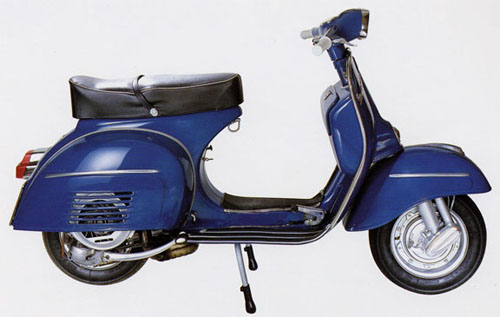 Download Piaggio Vespa Super Sport 180 repair manual