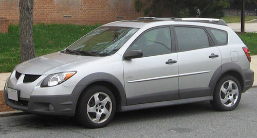 Download Pontiac Vibe repair manual