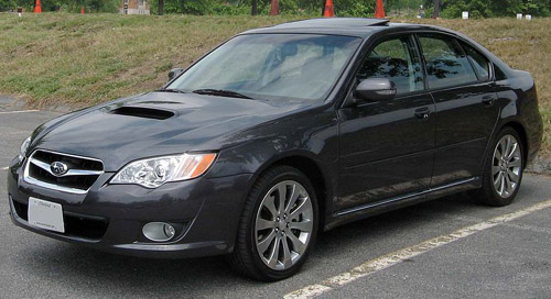 Download Subaru Legacy 4 repair manual
