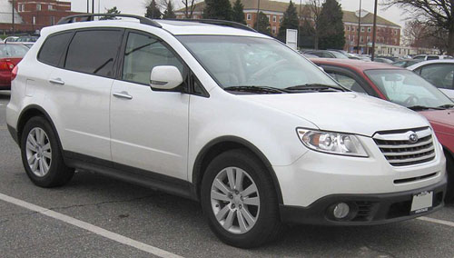Download Subaru Tribeca repair manual