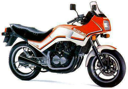 Download Suzuki Gs250 Fws repair manual