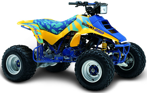 Download Suzuki Lt-250r Atv repair manual