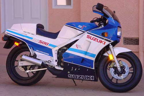Download Suzuki Rg500 Gamma repair manual