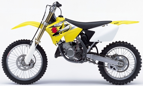 Download Suzuki Rm-125 repair manual