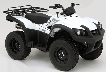 Download Tgb Blade 250 Atv repair manual