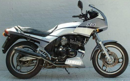Download Yamaha Xj600 repair manual
